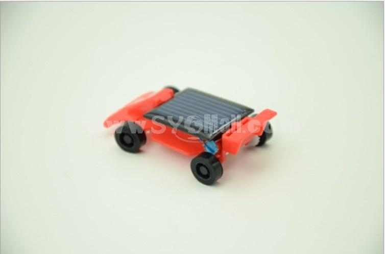 FI Solar Power Environmental Racing Car