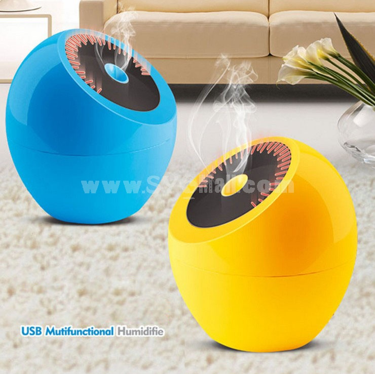 USB Hot Sale Mini Ultra Silent Instrument Atomizing Humidifier