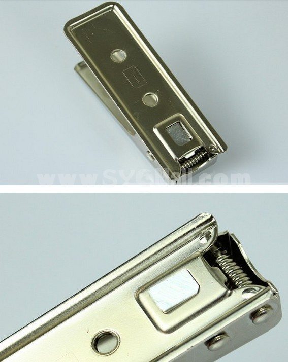 NOOSY IPhone5 Stainless Steel Micro SIM Card Cutter