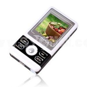 Black 2GB 1.5 Inch TFT LCD Screen MP3 MP4 Player