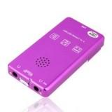 Wholesale - Purple 2GB 1.5 Inch TFT LCD Screen MP3 MP4 Player