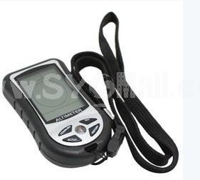 COMPASS 8-in-1 Portable Multifunctional Altimeter Digital Exquisite Atimeter