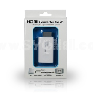 High Definition HDMI Converter for Wii