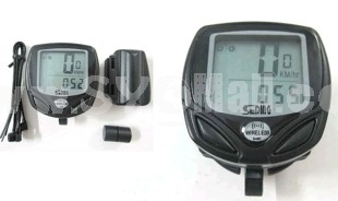 Waterproof Wireless Bicycle Stop Watch (SD-548C)