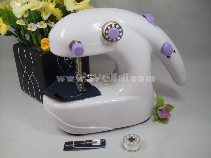Mini-Sized Simple Sewing Machine