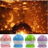 Wholesale - Rotating Projection Lamp