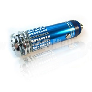 Oxygen Bar Air Purifier Freshener Ionizer for Car