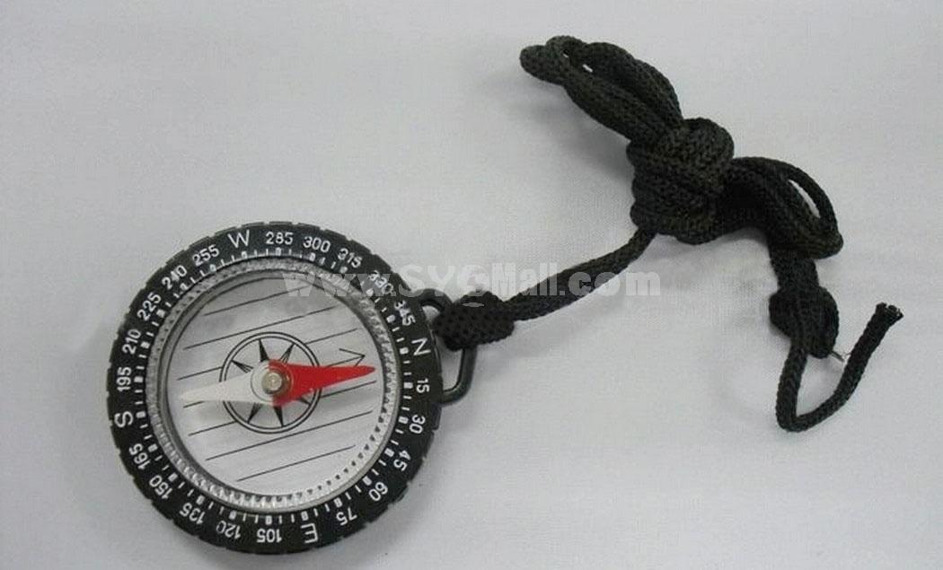 High quality transparent base compass