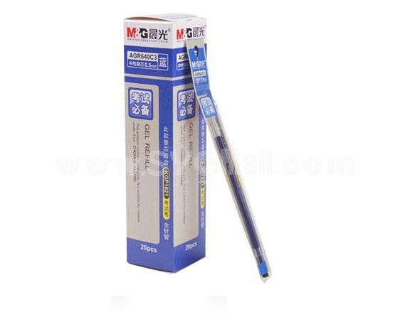M&G 0.5mm Office AGR640C3 Neutral Pen Refills