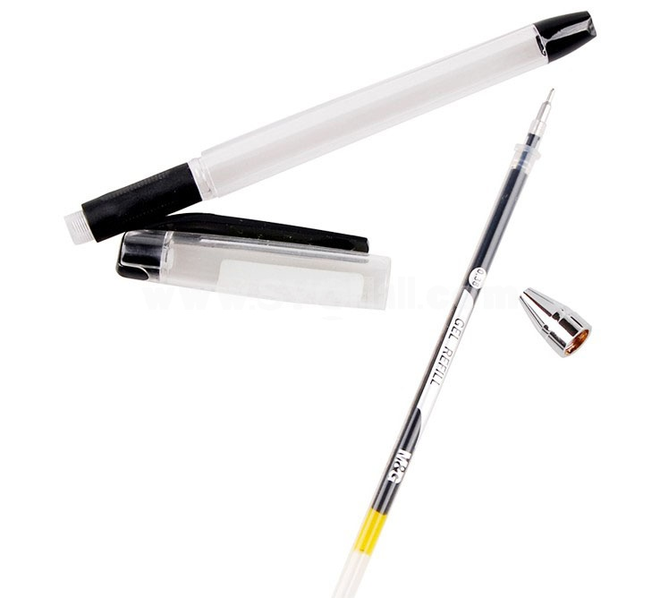 M&G 0.38mm Classic Office K37 Neutral Pens