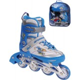Wholesale - Aluminum Adjustable Flashing Inline Roller Skate (ED1509)
