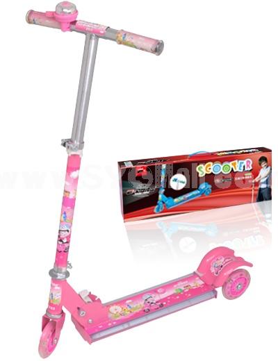 Three Wheels Scooter (ED1523)