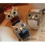 Wholesale - Vintage Punk Owl Drop Bracelet(TA42)