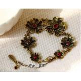 Wholesale - Vintage Palace Plun Blossom Diamond Bracelet(TB338)