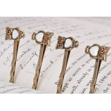 Wholesale - TB26 Vintage Style Owl Hairpin/ Hair Accessories
