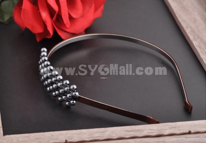 TB353 Stylish Beaded Headband