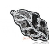 Wholesale - TB456 Western Style Shining Leaf-shaped Headband