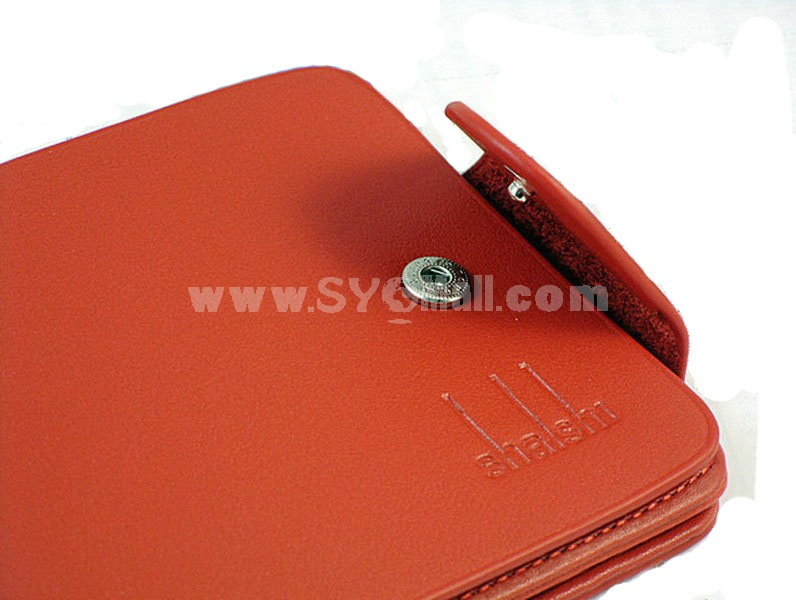 Korean Style Rectangle Short Women Wallet