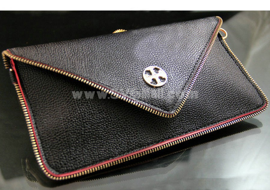 Trendy Envelope Ladies' Briefcase/Clutch(More colors are available)