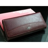 Wholesale - Stylish Cow Leather Bi-fold Women Wallet