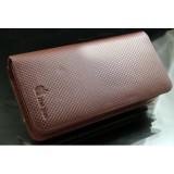 Wholesale - Stylish Large Capacity Multiple Pockets Print Men Wallet/Clutch