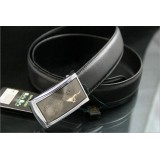 Wholesale - Fashionable Cow Leather Automatic Buckle Men's Belt