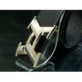 Wholesale - Woman/ Man Accessory Faux Leather Alphabet H Buckle Lady Fashion Waist Belt
