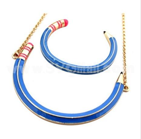 Stylish Personalized Pencil Bracelet/ Necklace (TB24)