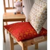 Wholesale - Senhot Simple Circle Pattern Cotton Decorative Pillow Cover
