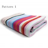 Wholesale - Senhot Elegant Anti Slip Washable Cotton Floor Rug(90*150)