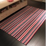Wholesale - Senhot Elegant Anti Slip Washable Stripe Pattern Cotton Floor Rug(150*200)