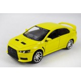 wholesale - 1:32 Mitsubishi Lancer EX Double Door Pull Back Car