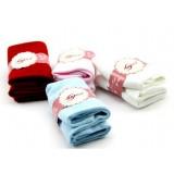Wholesale - Lady Cotton Seamless Socks