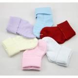 Wholesale - Baby Cotton Seamless Socks