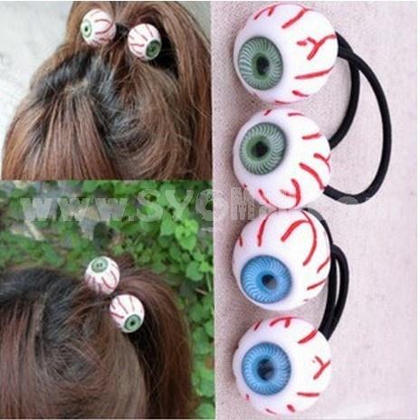 TF211 Korean-style Eye-shaped  Hair Tie