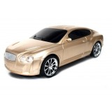 Wholesale - Car Speaker Bentley Shaped with FM Radio and LED Display, Supports MicroSD Card, High Quality Bass