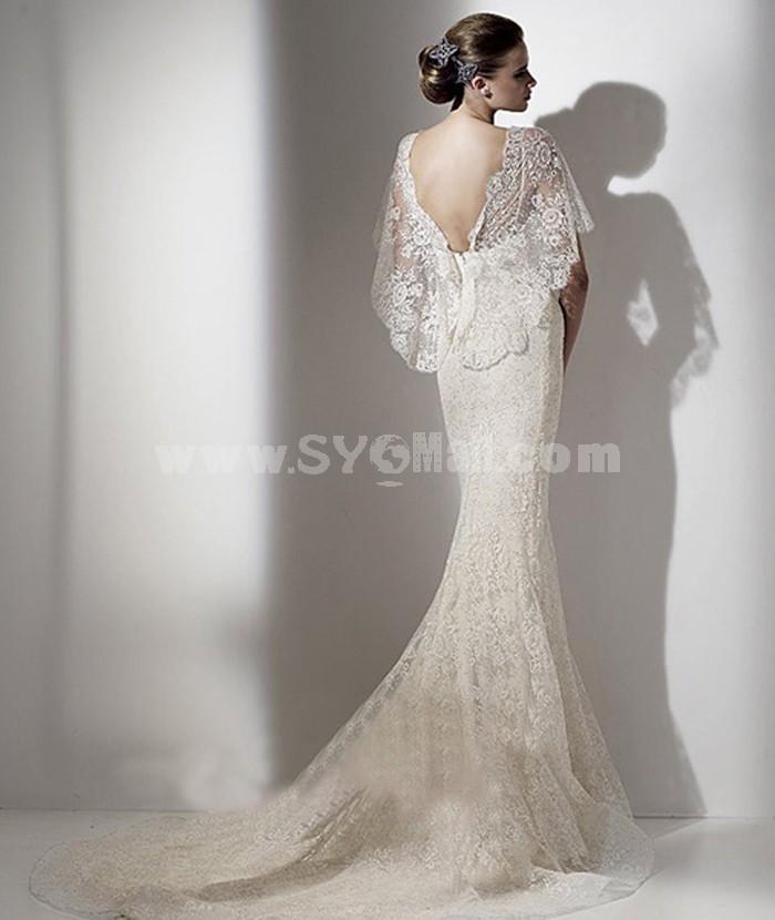 wholesale elegant bridesmaid trumpet dresses