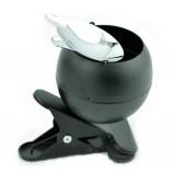 Wholesale - MR.SMOKE metal ashtray with desk clamp