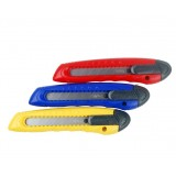 Wholesale - M&G 18cm stainless steel retractable box cutter