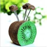 Wholesale - Creative Kitchen Goods Yangtao Resin & Stainless Steel Fruit Fork