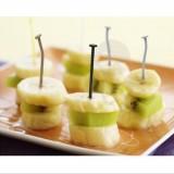 Wholesale - Creative Kitchen Goods Iron Nail Fruit Fork