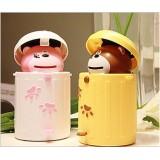 wholesale - Creative Lovely Voice Control Piggy Bank