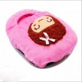 Wholesale - Lovely Healthy Cartoon Girl USB Interface Foot Warmer