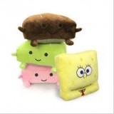Wholesale - Lovely Healthy Cartoon Square Shape USB Interface Foot Warmer