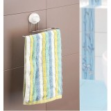 Wholesale - Kitchen/Bathroom Multifuction Wall Suction Tower Shelf