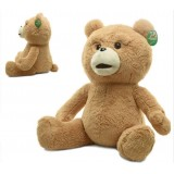 Wholesale - Teddy Bear Ted Lapidus Plush Toy 60CM/24Inch Tall Large Size