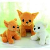 Wholesale - Chihuahua Mini Plush Toy Stuffed Animal 22cm/9Inch