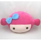 wholesale - Cute & Novel Pucca Head Plush Pillow