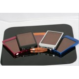 Wholesale - Solar Panel Charger with Flashlight Amorphous Silicon for Cell Phone/MP3/MP4/PDA/Mobile Phone/Digital Camera