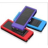 Wholesale - Solar Panel Charger with Flashlight for Cell Phone/MP3/MP9/PDA/Mobile Phone/Digital Camera
